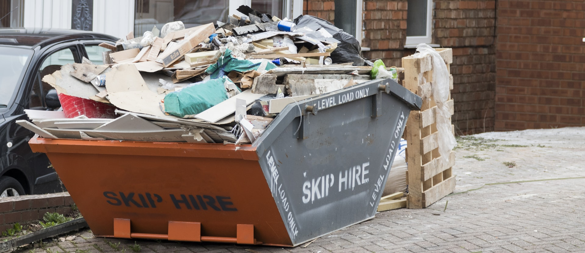 DY's Hauling - Garbage Bin rental, Junk Removal Calgary and Area